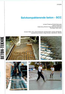 Selvkompakterende beton - SCC