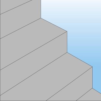 Superbly Støbe trappe - Gør det selv guide QW29