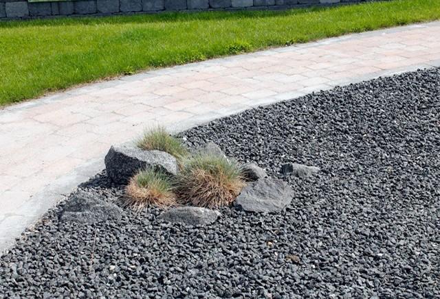 Sækkevarer fra fc beton   granitskærver, mørtel, grus og sand