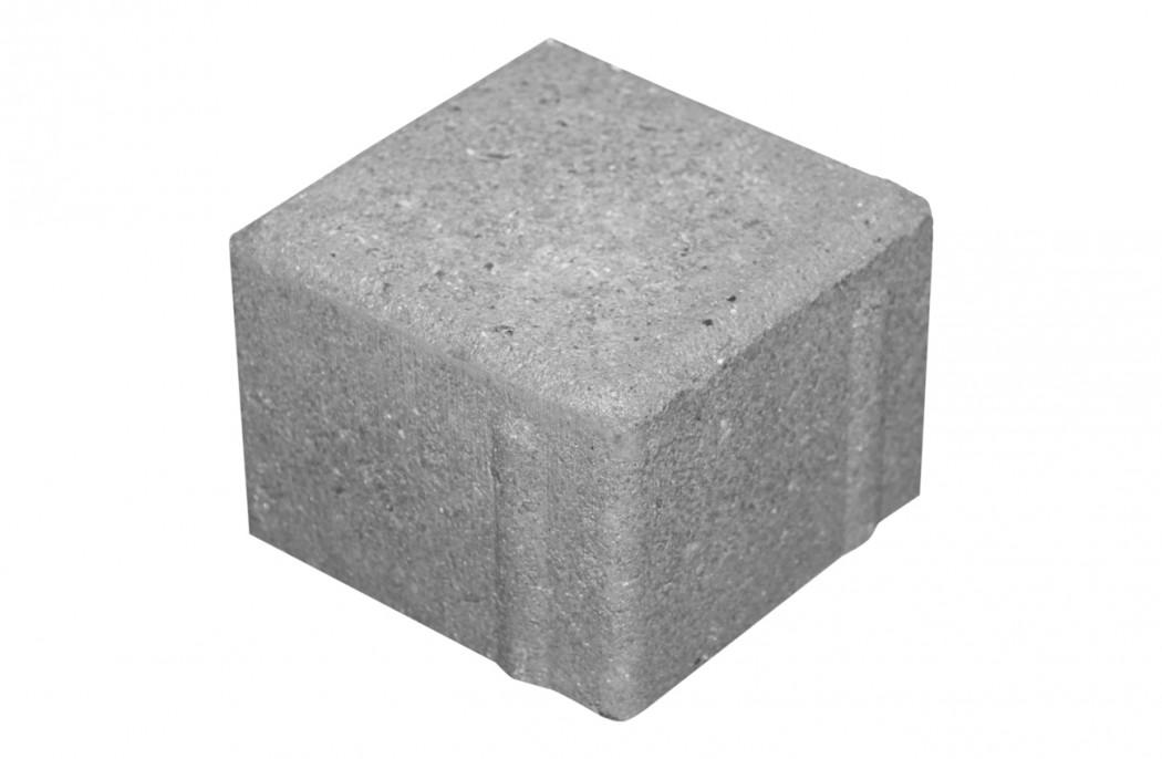 Brosten / Kopsten Grå 10x10x7
