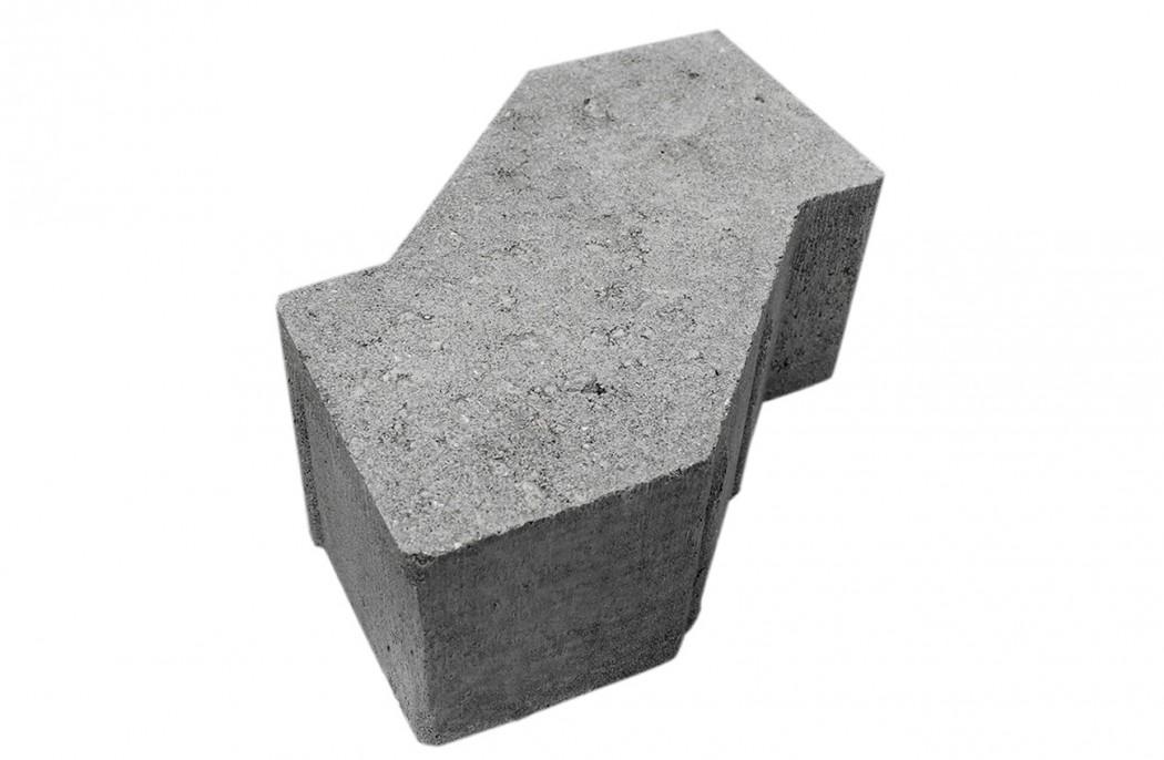 Image of   10 cm tykke SF sten - grå