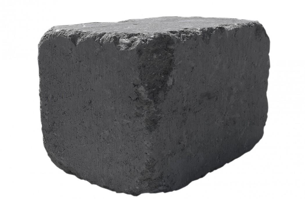 Herregårdsblokke Sort / koksgrå kantafgrænsning 14x21x14