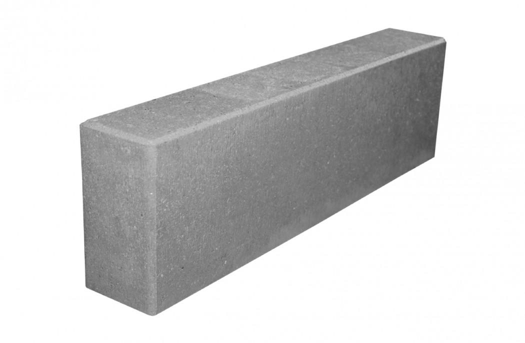 kantafgr nsning i gr beton p 10x60x17 5 cm. Black Bedroom Furniture Sets. Home Design Ideas